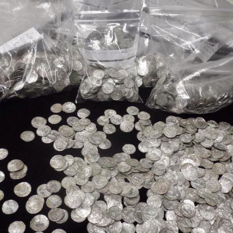 £1.4 mil Saxon hoard planted in weekend wonderers publicityscandal.