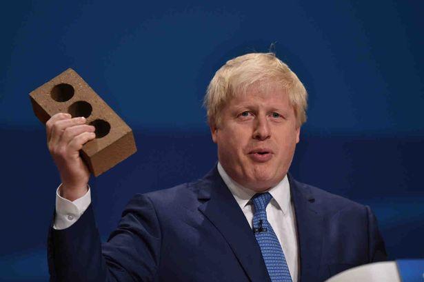 Boris Johnson to rebuild Hadrian's wall if Scotland gain UKindependence.