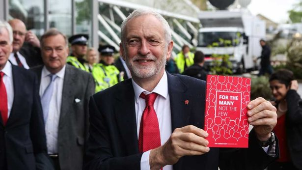 'Metal detecting for the many not just the few'  Jeremy Corbyn announces Labour policy